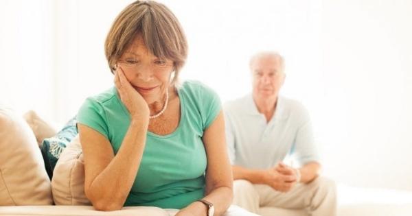 Seniors: un couple sur trois divorce après les fêtes de fin d'année